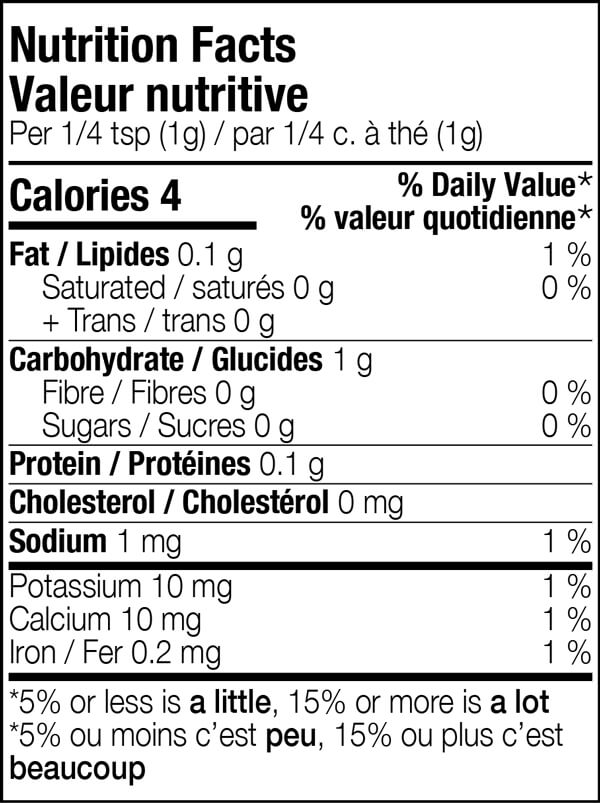 Thai-Curry-Nutrition-Facts-Table
